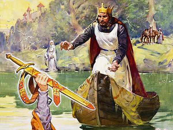 Famous Line Of King Arthur : King arthur the making of a celtic hero god mythic
