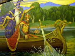 Arthur Sword Merlin
